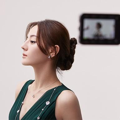 與品牌亞洲代言人迪麗熱巴的專訪
