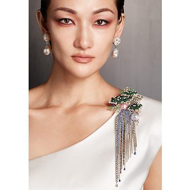 "MIKIMOTO全新頂級珠寶系列""The Japanese Sense of Beauty"""