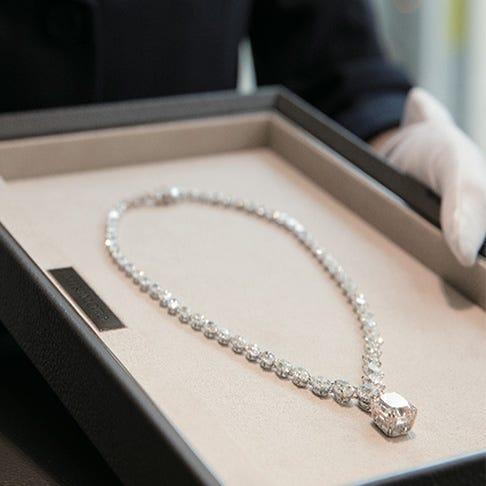 最好的珠寶,最好的接待。