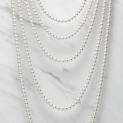 MIKIMOTO的珍珠