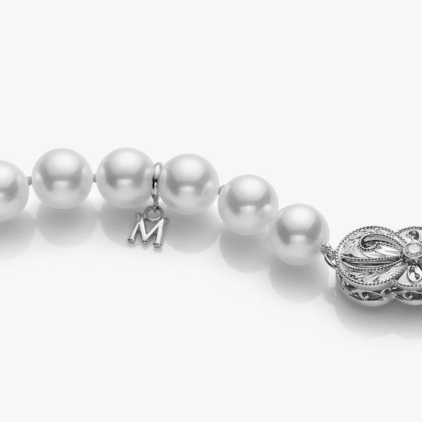 MIKIMOTO珍珠項鍊的證明