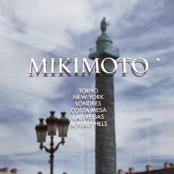在世界各地邂逅MIKIMOTO
