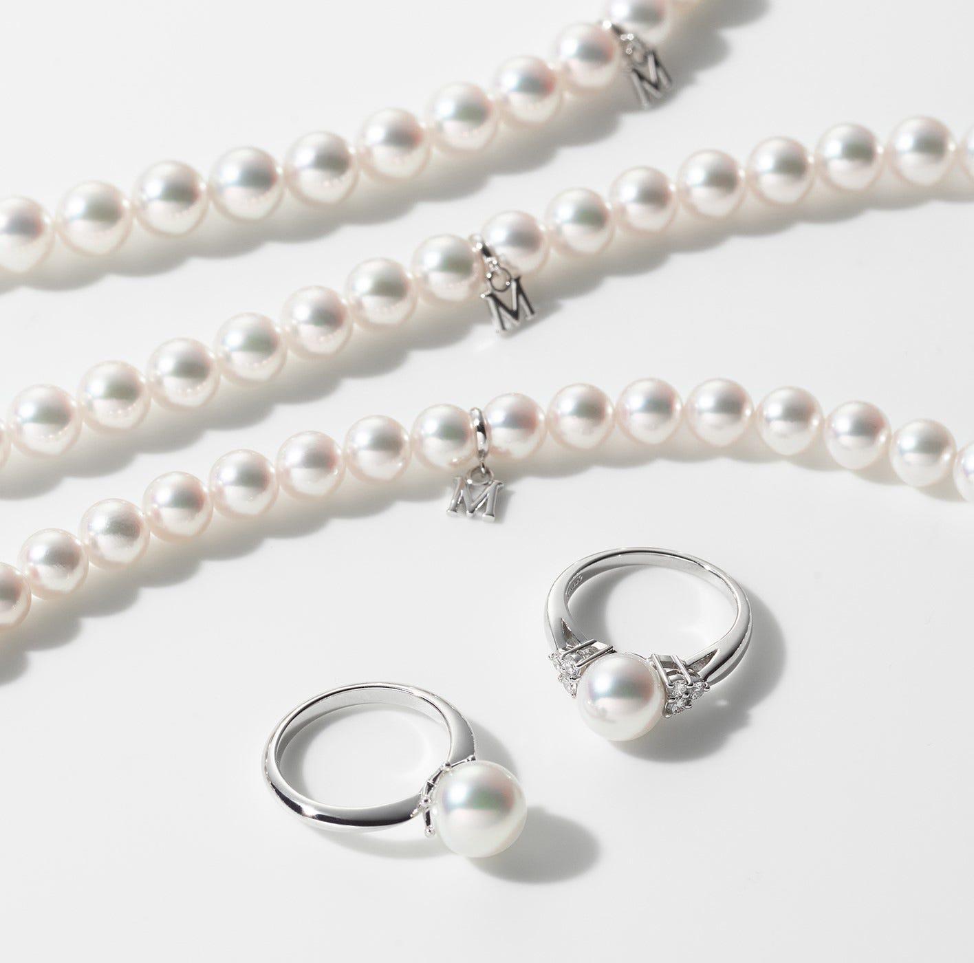 珍珠婚— 慶祝結婚紀念日的珍珠珠寶